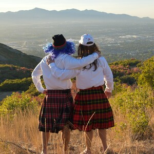 Fundraising Page: Kilty Pleasure